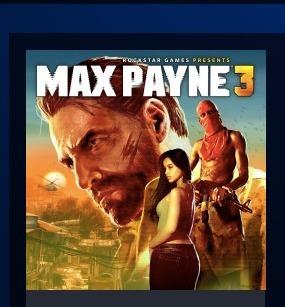 Max Payne®3 Ps3 Psn Midia Digital 14gb