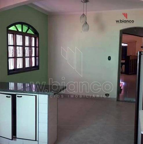 Sobrado Com 3 Dormitórios À Venda, 185 M² Por R$ 500.000,00 - Jardim Las Vegas - Santo André/sp - So0463