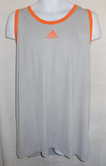 adidas Camiseta Regata Masculina 3xl Original