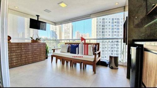 Imagem 1 de 12 de Apartamento Com 2 Dormitórios À Venda, 110 M² Por R$ 947.000,00 - Imirim - São Paulo/sp - Ap0922