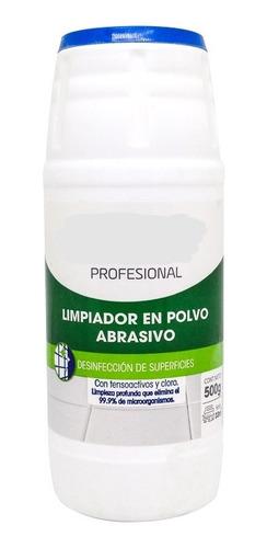 Limpiador En Polvo Abrasivo Desinfectan - L a $5950