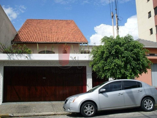 Imagem 1 de 15 de Sobrado - Vila Invernada - Ref: 2615 - V-2615