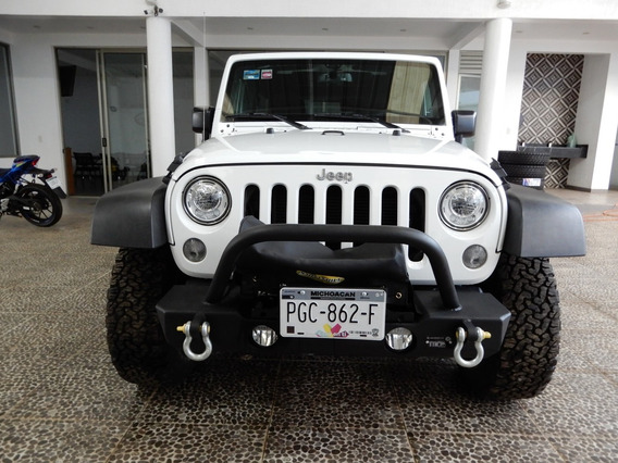 Jeep Wrangler Rubicon 2017 Impecable¡¡¡¡