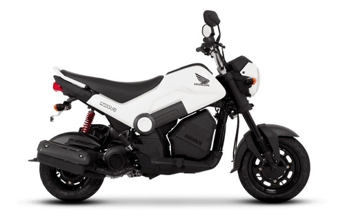 Moto Honda Navi 110 Automática - Blanco