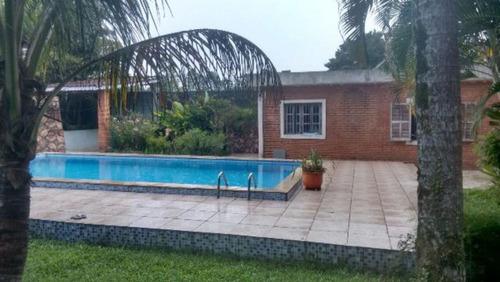 Chácara Com Piscina E 3 Quartos Em Itanhaém  - 3868 | Npc