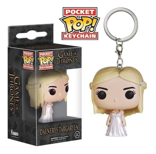 Funko Pop Keychain Daenerys Targaryen Game Of Thrones