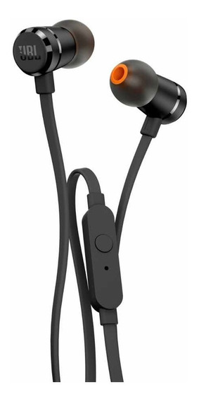 Fone Ouvido Jbl Intra-auricular Preto - T210