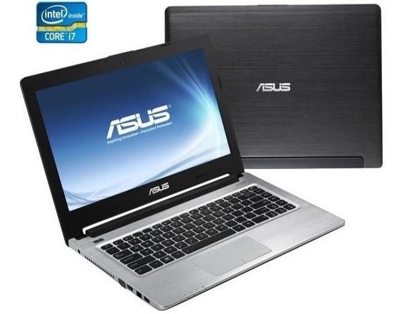 Notebook Asus S46ca-wx025h I7 500gb 8gb Muito Bom Vitrine 3
