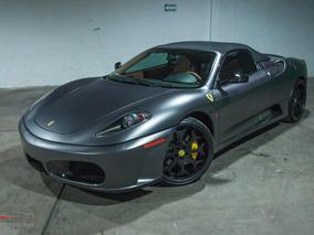 Ferrari 430 4.3 Spider F1 6vel Sec Al Volante Mt 2007