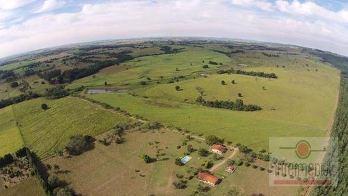 Imagem 1 de 19 de Fazenda  Rural À Venda. - Fa0009