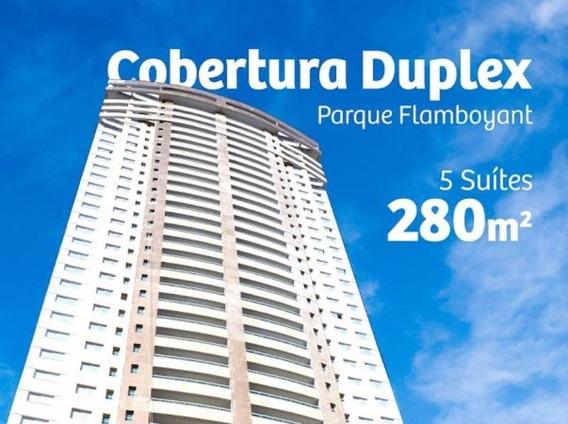 Vendo Apartamento No Geniale Flamboyant Setor Jardim Goiás Parque Flamboyant Em Goiânia - Cons3927 - 32752594