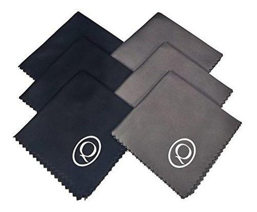 Imagen 1 de 5 de Paño De Limpieza De Microfibra 6 Pack Quintessentialz Sungla