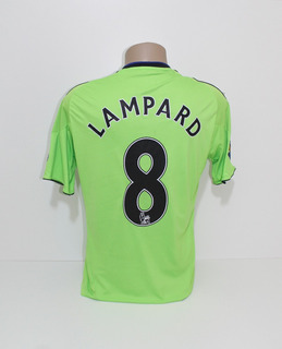 Camisa Original Chelsea 2010/2011 Third #8 Lampard
