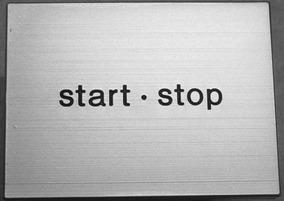 F R E T E G R A T I S - Botão Start Stop Technics Sl1200 Mk