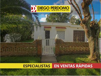 Casa En Venta,2 Dormitorios,balneario Kiyu. Uruguay.