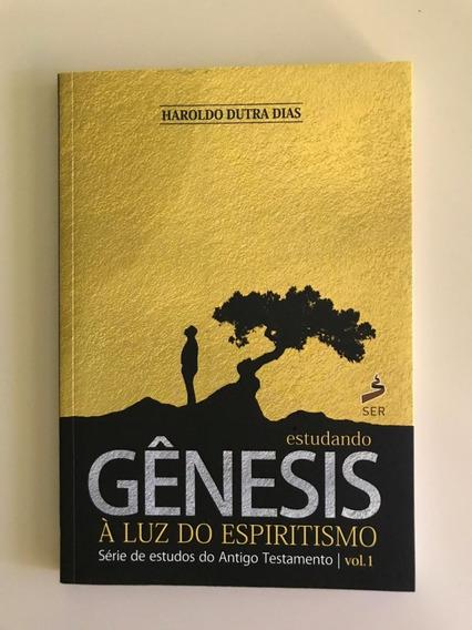 Livro Genesis À Luz Do Espiritismo