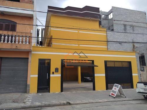 Imagem 1 de 12 de Apartamento À Venda, 45 M² Por R$ 240.000,00 - Vila Nhocune - São Paulo/sp - Ap0331