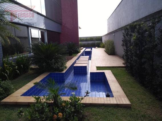 Sala À Venda, 42 M² Por R$ 240.000,00 - Vila Bastos - Santo André/sp - Sa0070