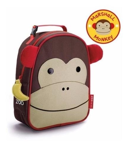 Lunchera Zoo Para Niños - Bebes Skip Hop Mono