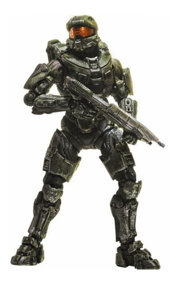 Master Chief Halo 5 Guardians Mcfarlane Toys Serie 1