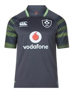 Camiseta Canterbury Irfu Vapodri S/s Alt Pro Jersey Irlanda