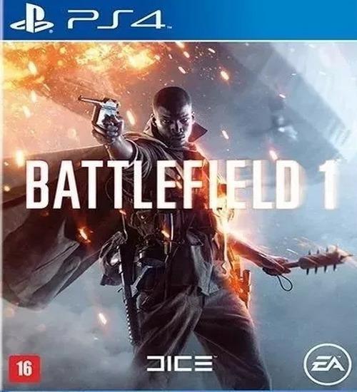 Battlefield 1 Ps4 Psn Bf1 Code 2 Pt Br Envio Na Hora!