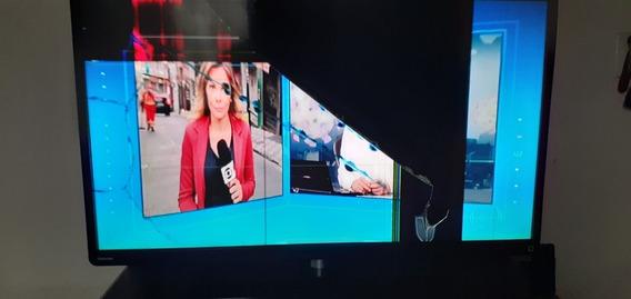 Tv 40 Polegadas Toshiba Com Tela Tincada