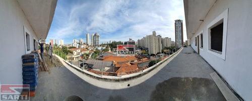 Imagem 1 de 8 de Apartamentos - Próximo A Avenida Braz Leme - St17636