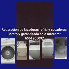 Reparación De Lavadoras Y Refrigeradores En Ciudad Juárez