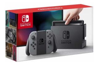 Consola Nintendo Switch Edicion Gray 32gb