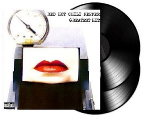 Lp Red Hot Chili Peppers Greatest Hits Californication Pearl