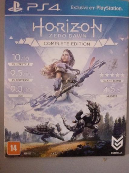 Jogos Ps4 Horizon Zero Daw