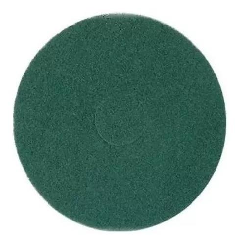 Disco De Limpeza Para Enceradeira Verde 410 Mm