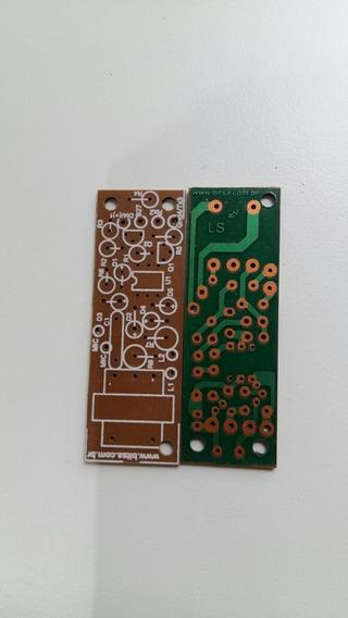 4 Placa Circuito Impresso P/ Montar Gravador Telefonico Mp3