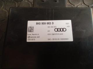 Inversor De Corriente 400w Audi A1 Original 8k0959663d