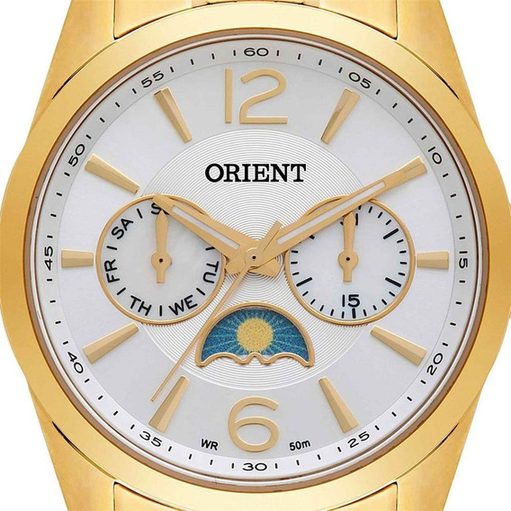 Relógio Orient Feminino Fgssm056 S2kx Multifunção Eternal