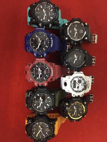 Kit 15 Relógios Casio G-shock
