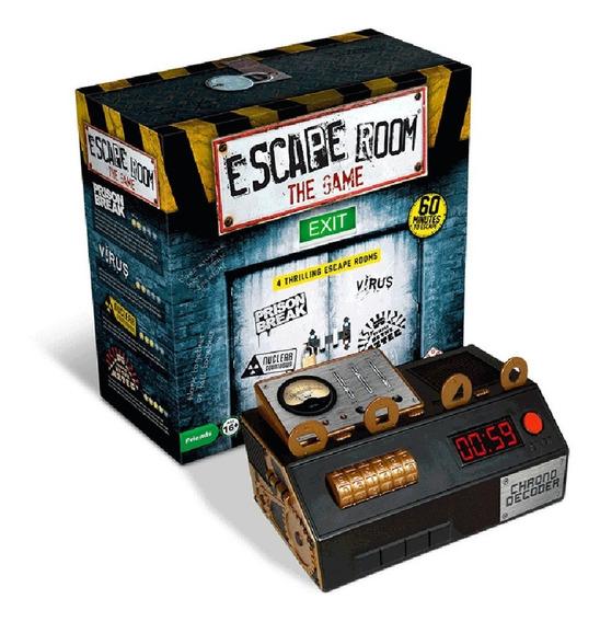 Juego De Mesa Sala Escape Room The Game Español Ingenio