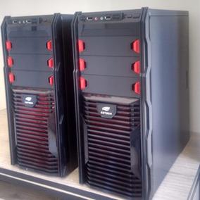 Computador Cpu Pc Fx8300-8gb Ram-500gb Hd - Gabinete Gamer