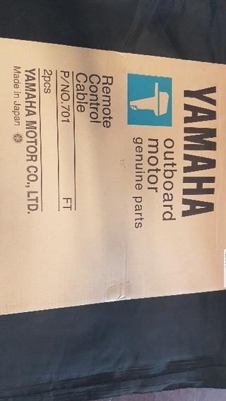 Cabo De Comando Yamaha