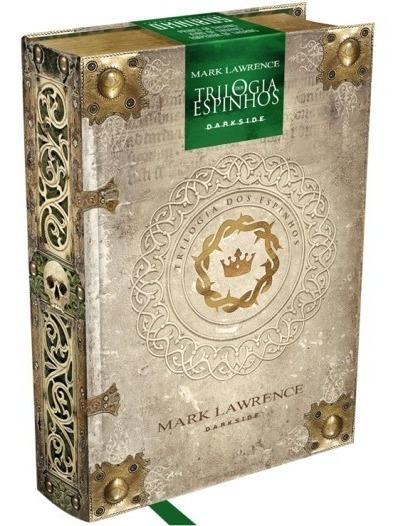Livro Trilogia Dos Espinhos + Guia Hbo Game Of Thrones