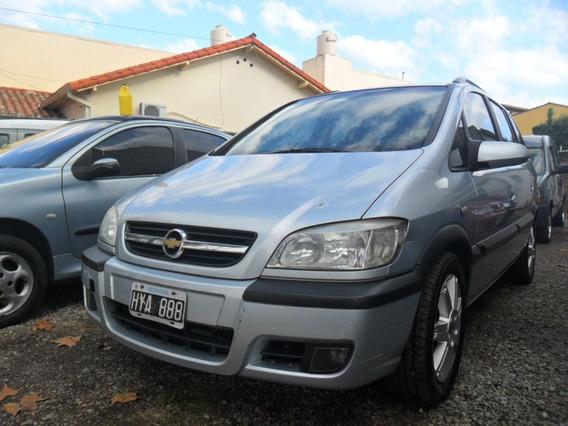 Chevrolet Zafira Gls Full Permuta - Financiación