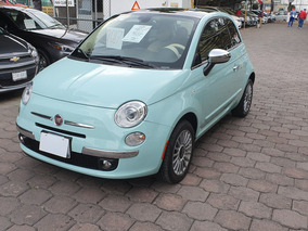Fiat 500 Lounge 2017 Re-estrene !!!!!!!
