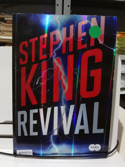 Livro Revival Stephen King