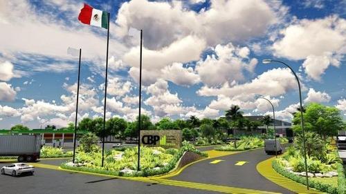 Venta Terreno Uso Exclusivo Para Gasolinera En Parque Industrial !!