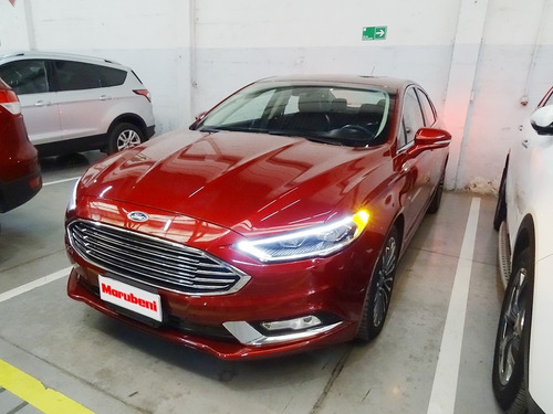 Ford Fusion Ecoboost Se 2.0