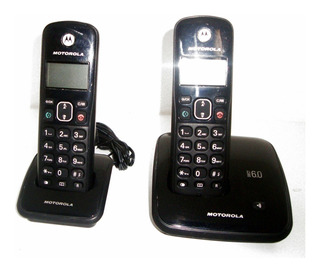 Telefono Inalambrico Doble Motorola