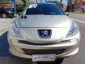 Peugeot 207 Xr 1.4 2011/2012 Flex - Manual