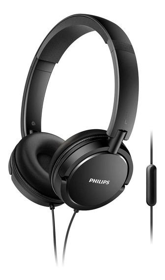 Audífonos Con Micrófono Shl5005bk/00 Philips