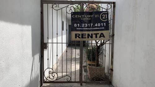 Renta Departamento Amueblado Cerca Del Tec De Monterrey Colonia Roma